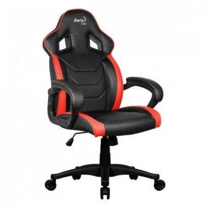 Cadeira Gamer Aerocool Profissional AC60C Vermelho